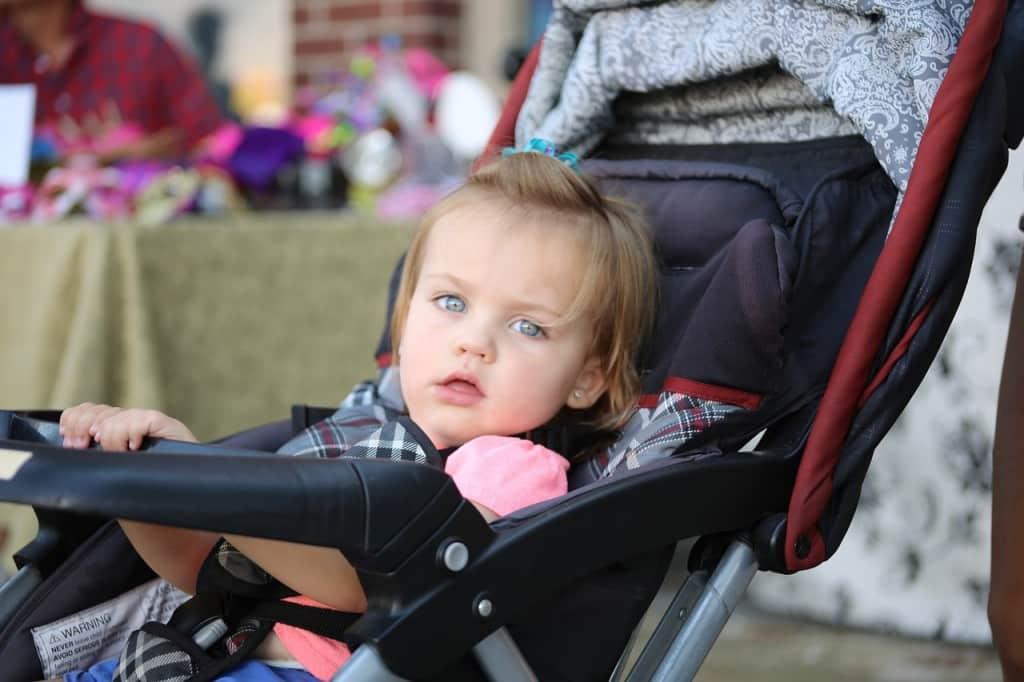 La poussette, jusqu'à quel âge ? - Blog Kidsplanner