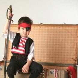 anniversaire chasse au trésor pirate