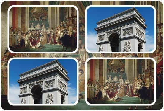 Visite guidée en famille de l'Arc de Triomphe