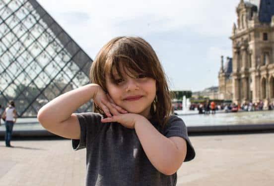 Visite guidée en famille du Louvre