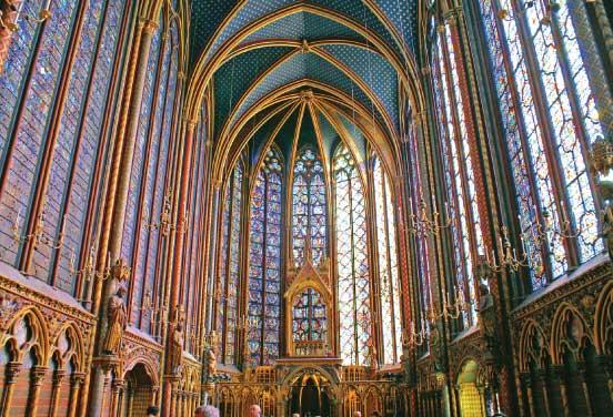 Visite guidée en famille de la Sainte-Chapelle