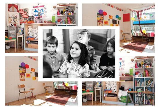 Anniversaire créatif enfant