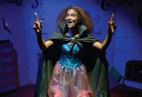 spectacle enfant la sorcière latrouille