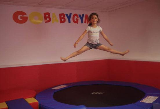 Acrosport enfant gobabygym