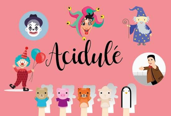 aciduléalpha
