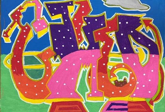 une_stage street art2_rrose