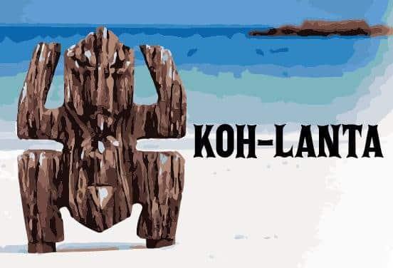 Top Anniversaire Koh Lanta à domicile enfant de 5 à 13 ans ON38