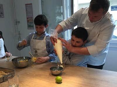 Stage cuisine pour enfant de 4 15 ans for Stage cuisine enfant