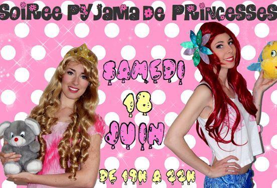 une_princesses_pyjama