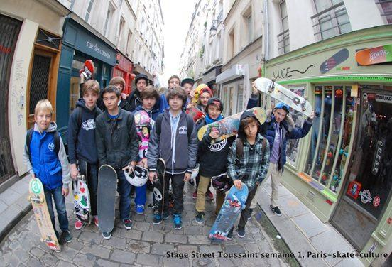 une_stage street_skate
