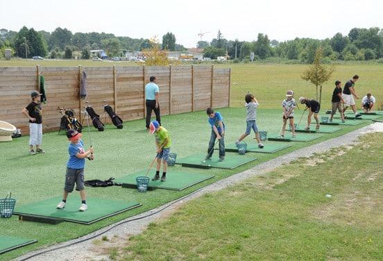 une_ini golf_golfpark