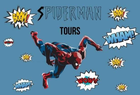 SpidermanTOURS