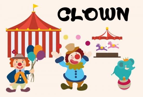 clownUNEkidibulle