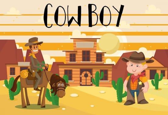 cowboyUNEkidibulle
