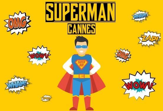supermanribambelleCANNES