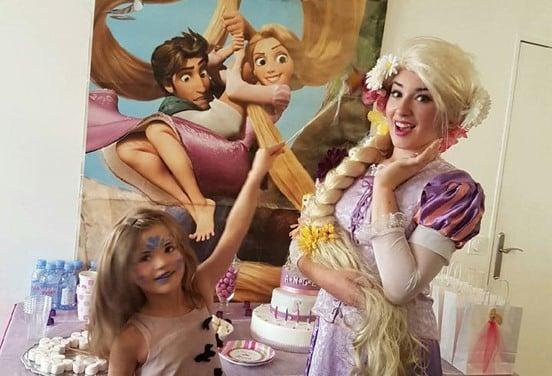 une_anniversaire raiponce_princesses