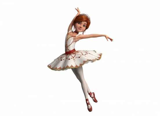 anniversaire ballerina enfant de 4 à 10 ans paris 15