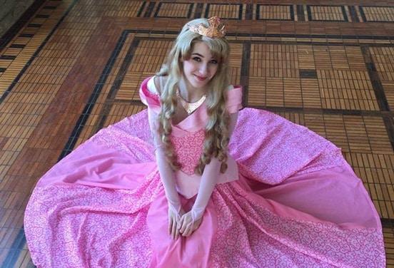 une_belle au bois dormant_princesse
