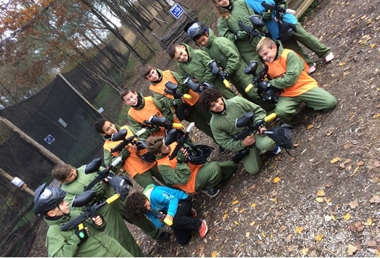 une_anniversaire paintball duo_crazyfunparc