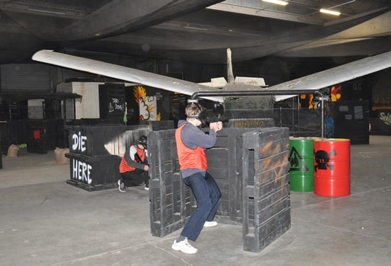 une_anniversaire paintball_tagball