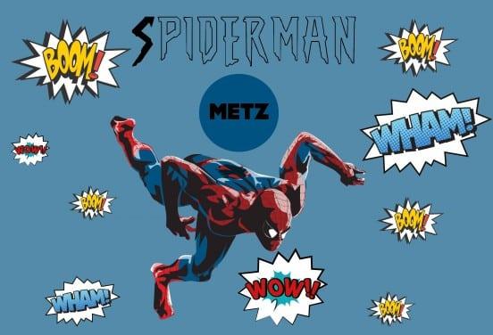 SpidermanUNEMetz