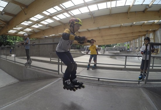une_rollerfreestyle_roller