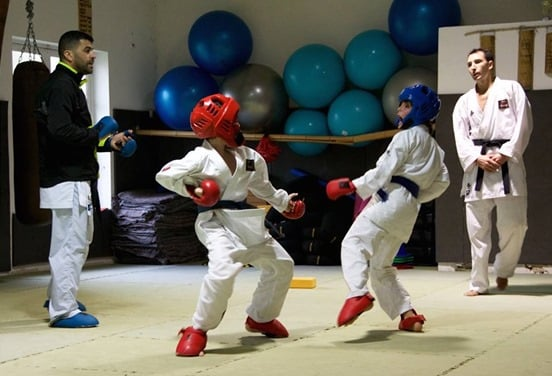 une_stage karate_kikentai
