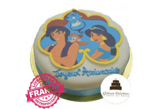 Gâteau Aladin