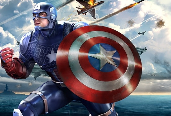 une_anniversaire captain america_happy guily