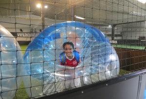 une_anniversaire bubble foot_le park noisy