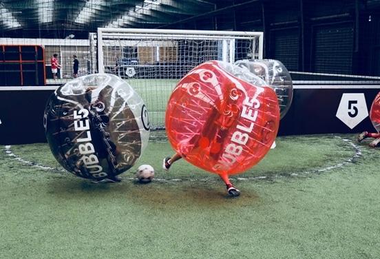 une_anniversaire bubble 91_sportigoo