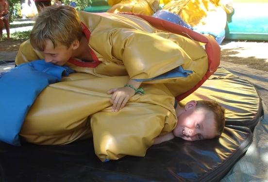 une_anniversaire sumo domicile_sportigoo