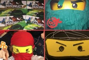 une_anniversaire ninjago_kidyboum