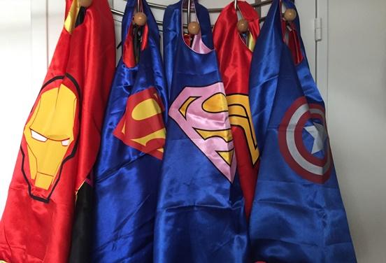 une_anniversaire super heros_kidyboum
