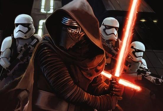 Anniversaire Star Wars A Domicile Enfant 6 A 12 Ans