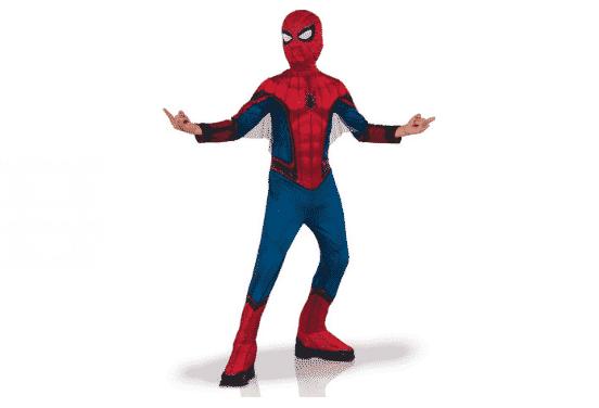 une_deguisement spiderman