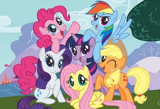une_anniversaire little pony_dianniversaire