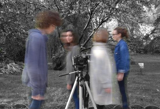 Stage vidéo Paris ados 11 à 15 ans