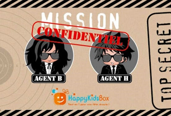 une_agent secret_happykidsbox