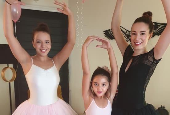 une_anniversaire danse_fairy