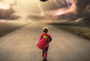 une_anniversaire super heros_kidquest