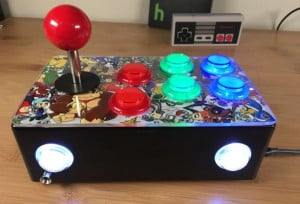 une_stage pad arcade_ingeniaux