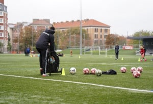 une_stage football_klubnco