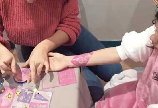 une_anniversaire girls party2_fairy