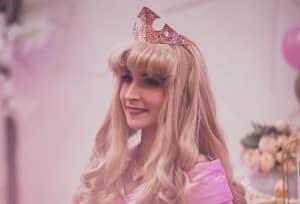 une_anniversaire princesse belle dormant Bricman