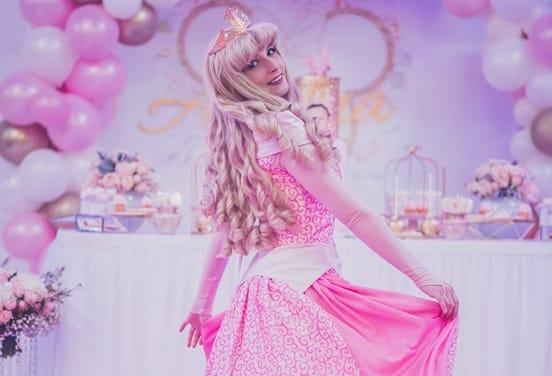 une_anniversaire princesse belle dormant Bricman3
